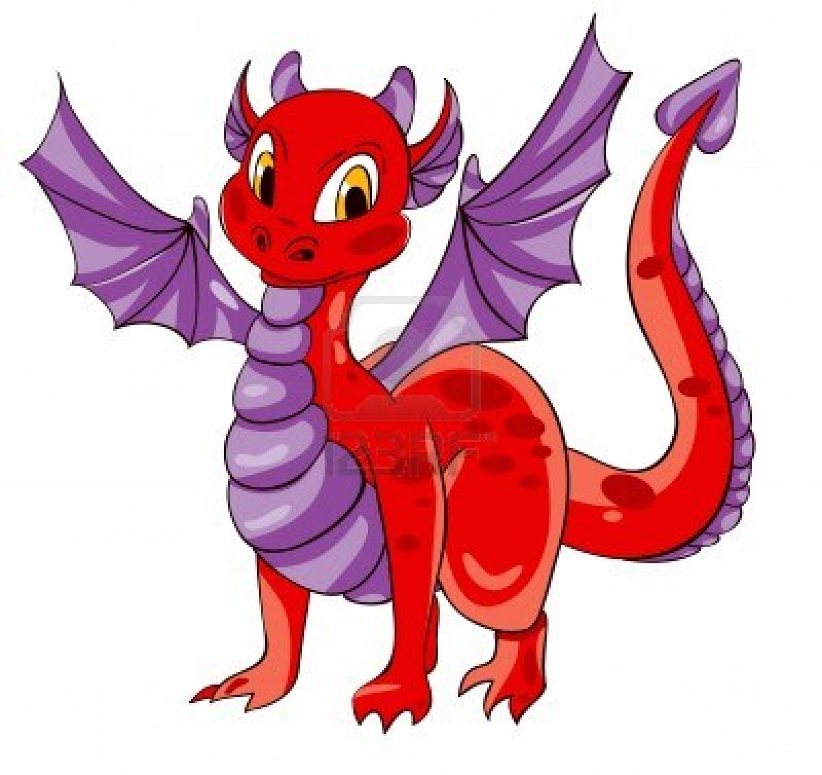 11675179-red-dragon-with-purple-wings-vector-illustration