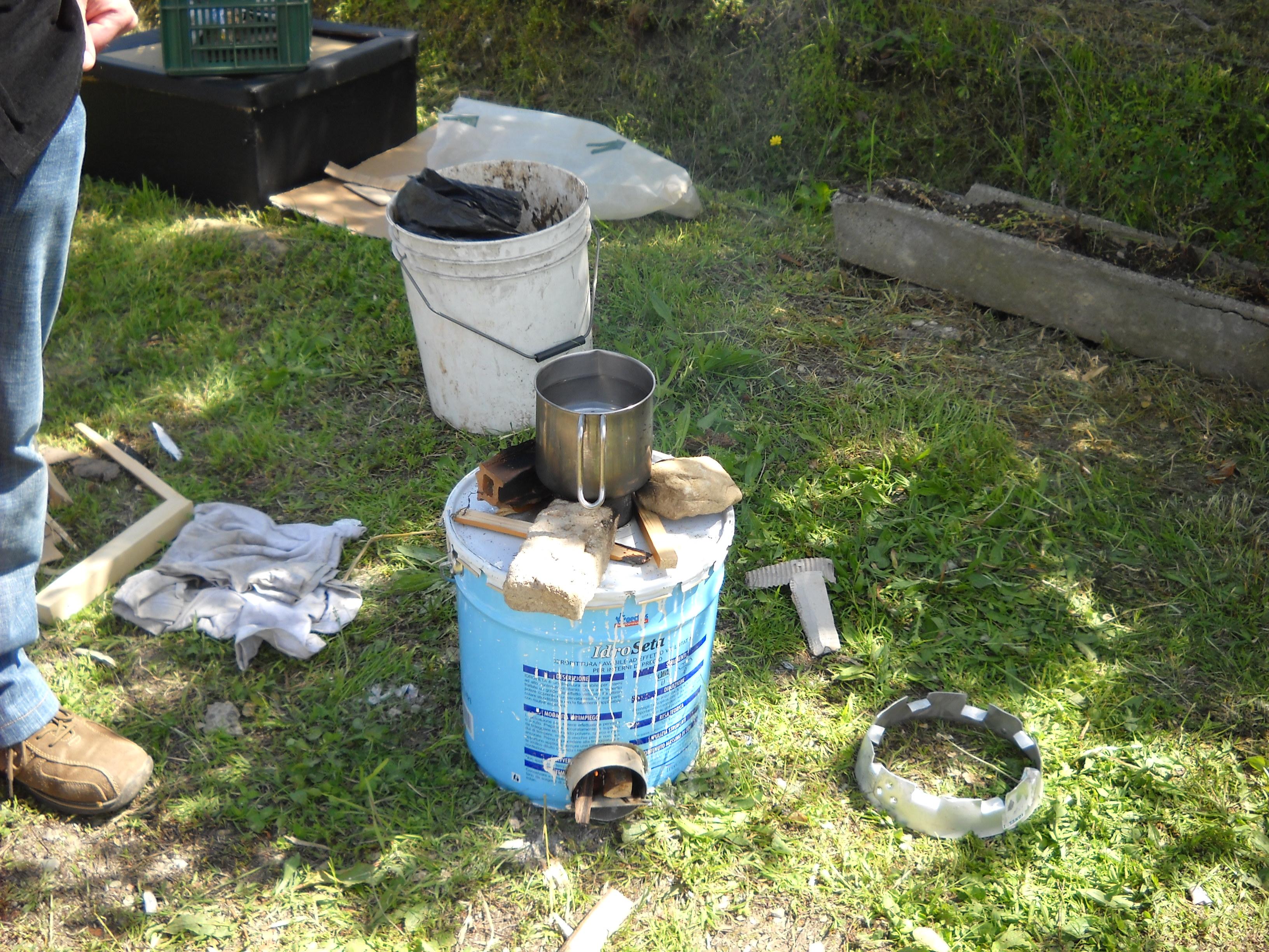 rochet stove